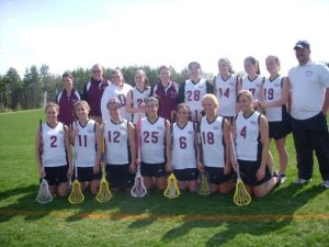 Timberlane High School Girl's Lacrosse 2008