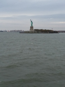Statue of Liberty from the Ferry